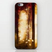 dreams iPhone & iPod Skins featuring Dreams by Viviana Gonzalez