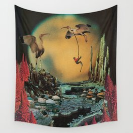 Licorice Icarus Wall Tapestry