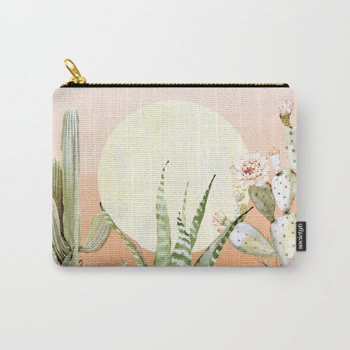 Desert Days Carry-All Pouch