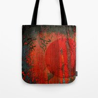japan Tote Bags featuring Japan by Fernando Vieira