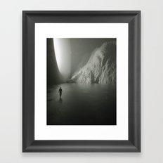 Titans Framed Art Print