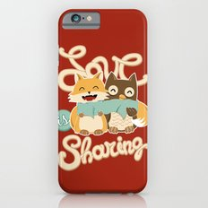Love is Sharing iPhone 6s Slim Case