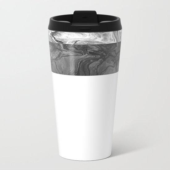 NIGHT CALL Metal Travel Mug