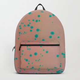 fluorescent chemical texture Backpack