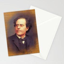 Gustav Mahler, Music Legend Stationery Cards