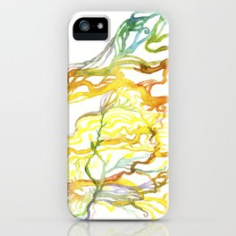 Iceland Abstracted #6 iPhone Case