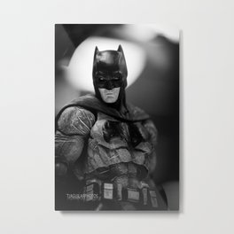 Tell me. Do you bleed? Metal Print