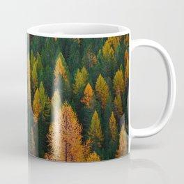 The Evergreens (Color) Coffee Mug