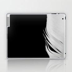 White Feather Laptop & iPad Skin