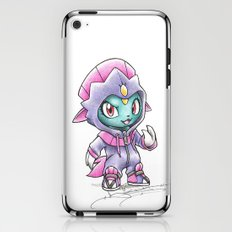 Claw-fully Sharp iPhone & iPod Skin