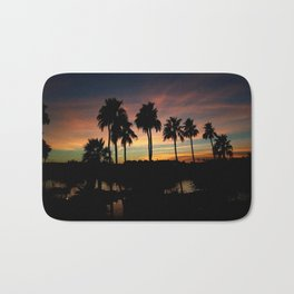 Sunset on Lake Havasu Bath Mat