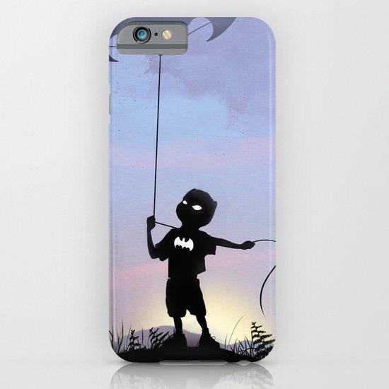 Bat Kid iPhone & iPod Case