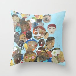 It Takes All Kinds Part 2 Throw Pillow