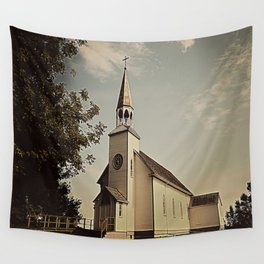 Ste Therese Catholic Church Wall Tapestry