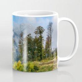 Mount Fisht Coffee Mug