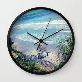 Tusan Beach 2 Wall Clock