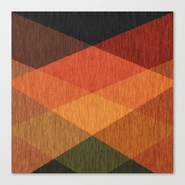 #Ethnic #abstract Canvas Print