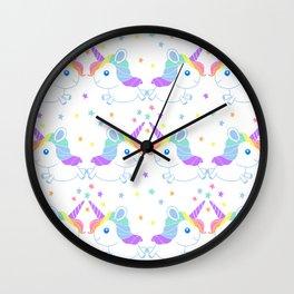 Unicorn Power Wall Clock