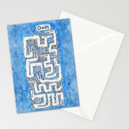 Ooh Stationery Cards