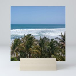 Blue Horizon Mini Art Print