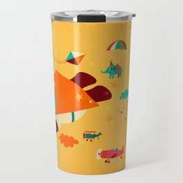 Super Hippo! Travel Mug