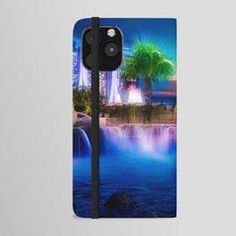 Dreamland-big iPhone Wallet Case