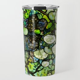Louis Comfort Tiffany - Decorative stained glass 7. Travel Mug