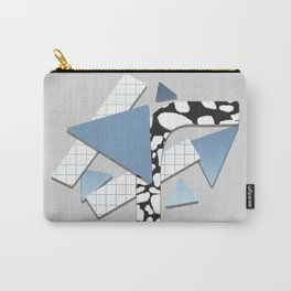Night People - Doodling Pattern 010 Carry-All Pouch