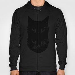 Black Cat Rising Hoody