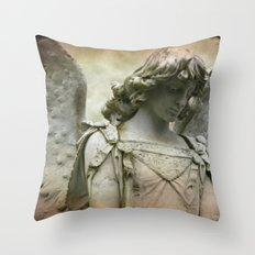 WideWings Throw Pillow