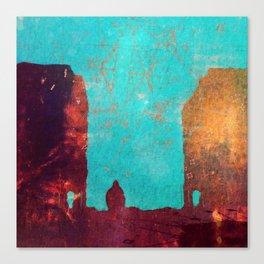 ::between:: Canvas Print