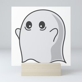 Ghost Mini Art Print