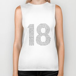 18 - One Direction Biker Tank