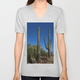 Life In The Desert Unisex V-Neck