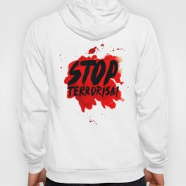 Stop terrorism Hoody
