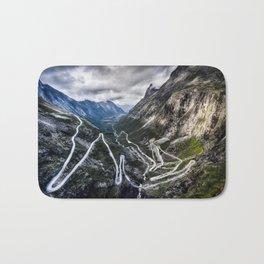 Trollstigen, Norway. Bath Mat