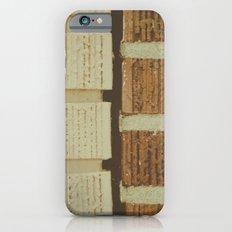 brick split iPhone 6s Slim Case