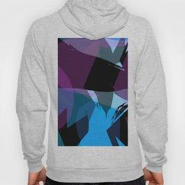 Transparent cool colors Hoody