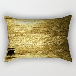 Gol Sea Rectangular Pillow