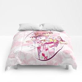 Madoka Kaname - Yukata vers. (edit. 2) Comforters
