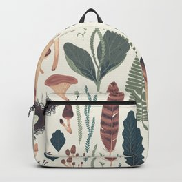Forest Fall Pattern Backpack