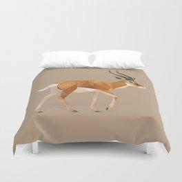 Gazelle. Duvet Cover
