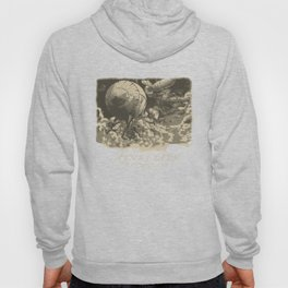 The Airship Ophelia Hoody