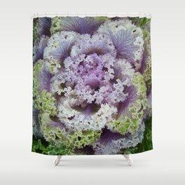 Little Cabbage Shower Curtain