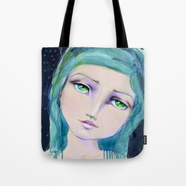 Dreamer by Jane Davenport Tote Bag