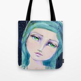 Dreamer by Jane Davenport Tote Bag