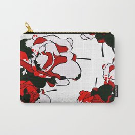Floral | The Path is There Carry-All Pouch