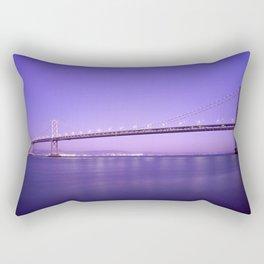 the bridge 4 sky Rectangular Pillow