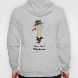 Gentleman Duck Hoody