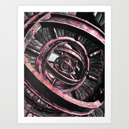 CORNEA Art Print